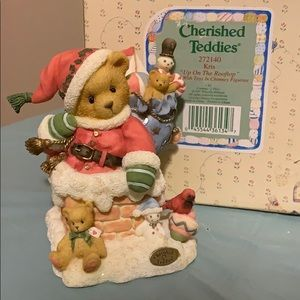Other - Cherished Teddies-Up On The Rooftop